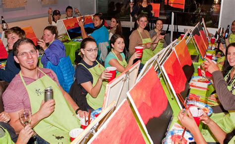 paint nite ajax paint nite 25 for admission to a paint nite event in