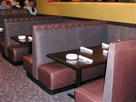 restaurant booths and tables booths tables and discrimination beyond the ada standards