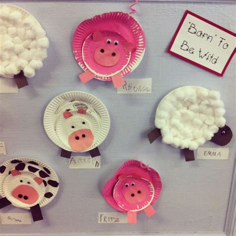 farm animals crafts for 35 best images about farm theme on language