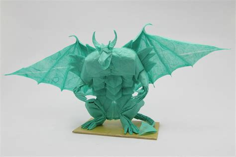 18 Origami Models From Culture And