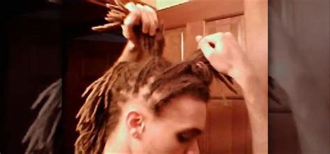 how to make dread how to make a dreadhawk out of dreadlocks 171 hairstyling