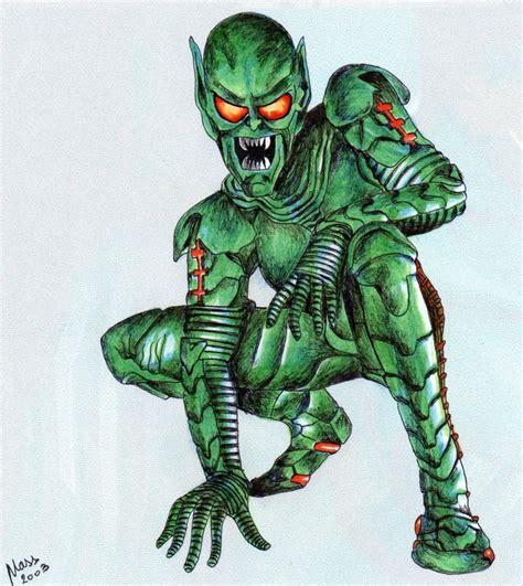 Batman Wall Sticker green goblin s best draw is poll results marvel green