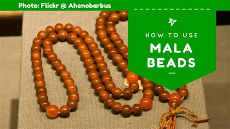 how to use mala how to use mala dailymeditate