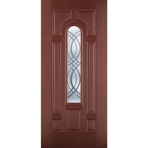 lowes front doors for homes shop 5 25 in x 6 83 ft exterior pine wood door jamb at