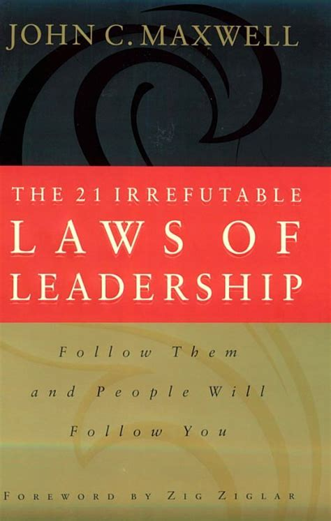 picture books about leadership the 21 irrefutable laws of leadership