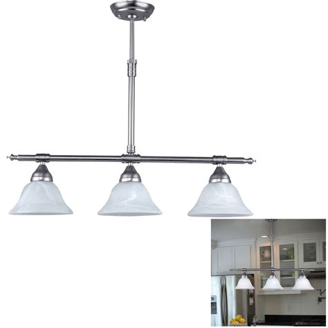 hanging lighting fixtures for kitchen brushed nickel kitchen island pendant light fixture dining