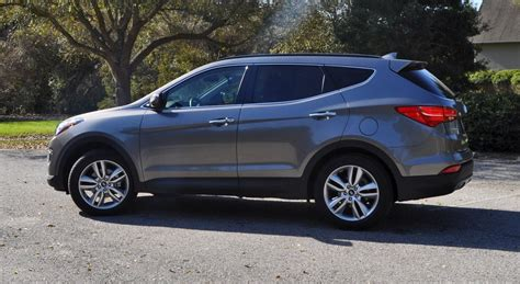 Hyundai Santa Fe 2015 by 2015 Hyundai Santa Fe Sport Awd 20t Review Autos Post