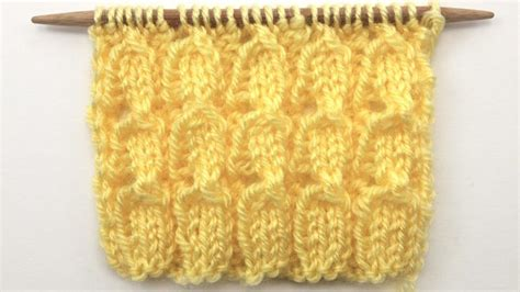 how to knit rib stitch the bluebell rib stitch knitting stitch 77