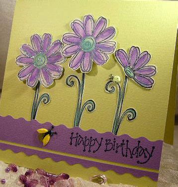 how to make a happy birthday card a striking happy birthday card