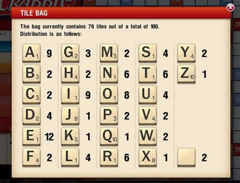 letter count in scrabble scrabble for pc play now