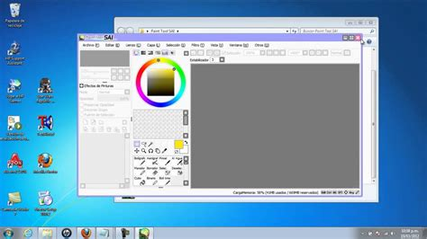 descargar paint tool sai mega descargar paint tool sai 3