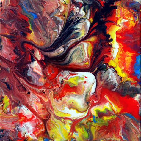 acrylic paint effects acrylic fluid painting by chadwick on deviantart