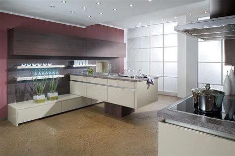 stylish kitchen ideas stylish contemporary kitchens from bauformat