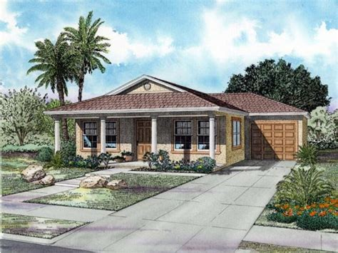 one story house plans with porch 23 cool one story house plans with porches building plans 43773