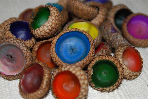acorn crafts for craptastic crafts for acorn caps