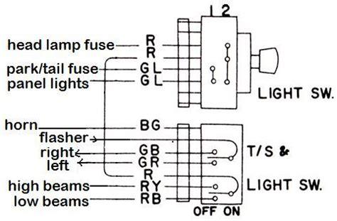 turn signal indicator and 4 way hazards