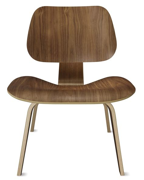 Eames Molded Plywood Chairs by Herman Miller Eames 174 Molded Plywood Lounge Chair Wood