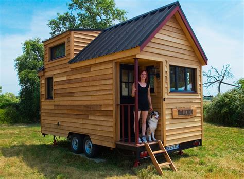 la tiny house baluchon pr 233 sentation