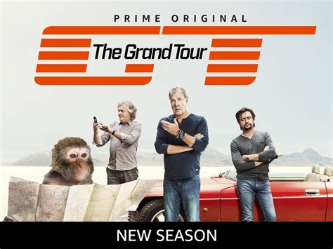 The Grand Tour by Prime