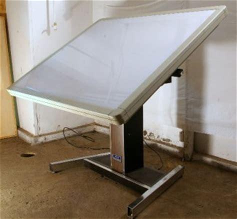 mayline futur matic drafting table mayline futur matic lighted light drafting table