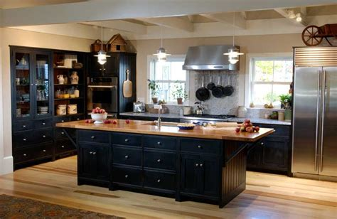 kitchen black cabinets stainless steel black kitchen cabinets modern kitchens