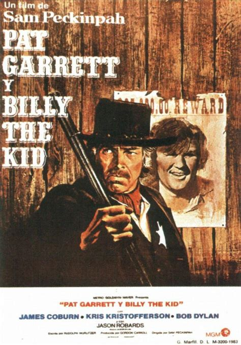 image gallery for pat garrett and billy the kid filmaffinity