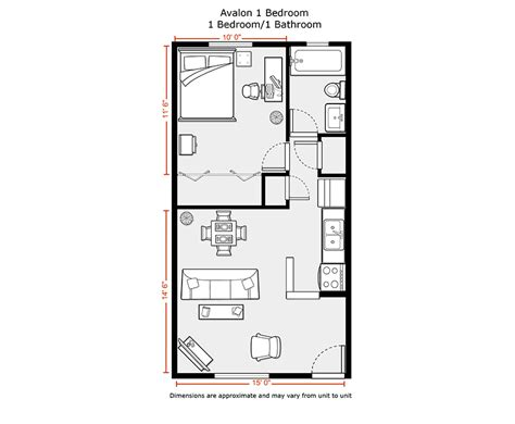 floor plan for 500 sq ft apartment the 11 best 500 sq ft apartment floor plan house plans