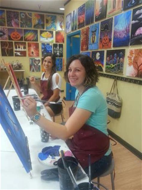 paint with a twist rock ar painting with a twist 4178 e mccain blvd in