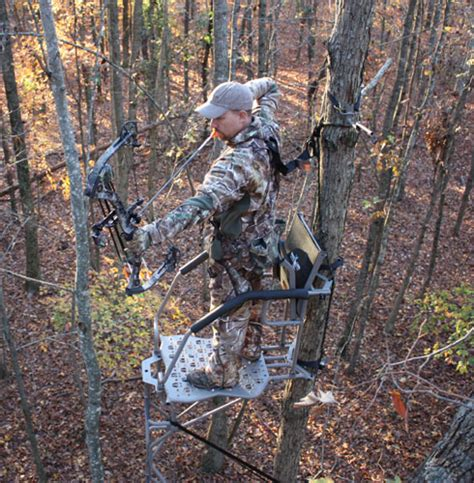 the best tree stand best ladder stand for bow hunting guide reviews