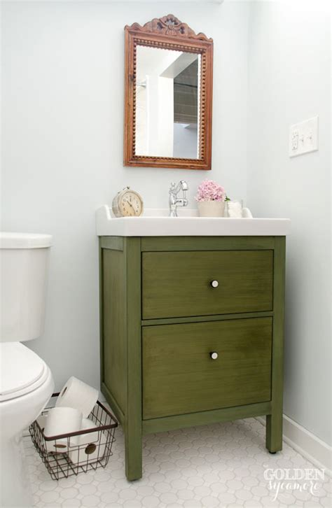 ikea bathroom vanity ikea bathroom vanity update on the update the golden