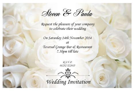 Interior Your Home wedding invitation card design software free elengat black