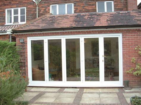 upvc bi fold patio doors bi fold doors folding patio doors from inspire windows