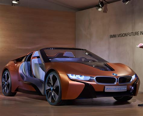 Bmw Future by Bmw I Vision Future Interaction Concept Car 3 Motor