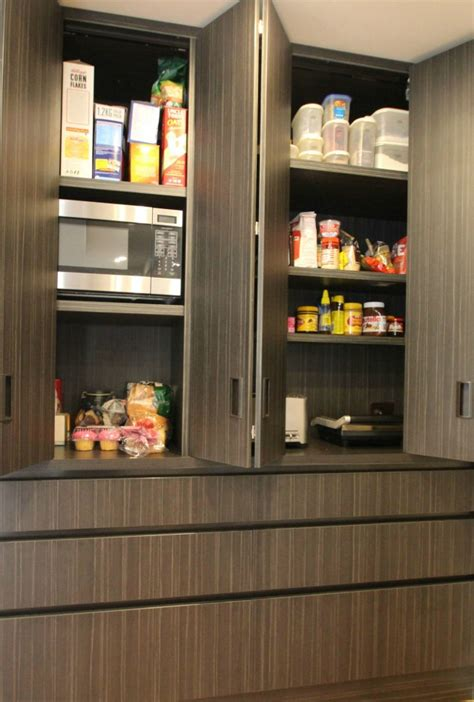 Corner Cabinet Solutions In Kitchens pantry designs for today s kitchen matthews joinery