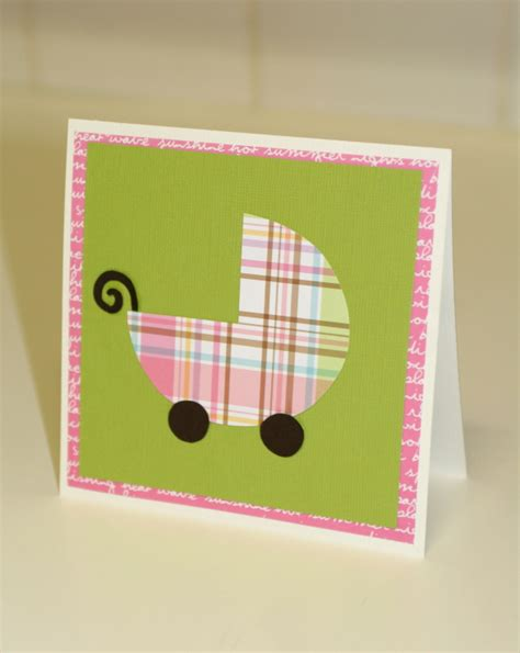 new baby cards to make how to make a card for a baby shower thelotteryhouse