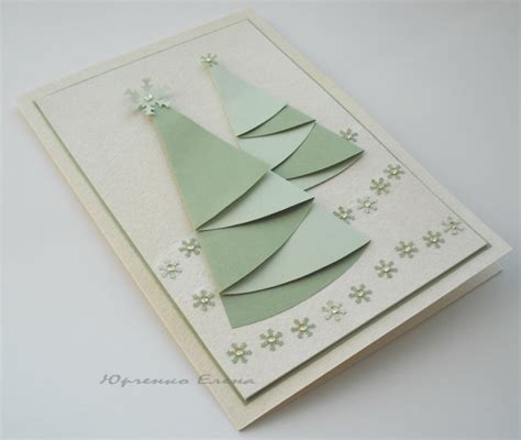 craft ideas for card craft ideas tree cards crafts ideas