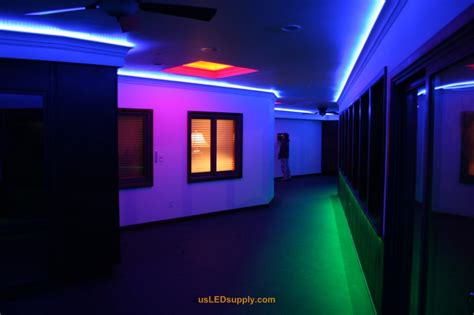 led light strips for home project ideas photos and