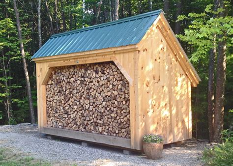 post woodworking sheds reviews 6x14 woodbin post beam firewood storage shed kit easy to