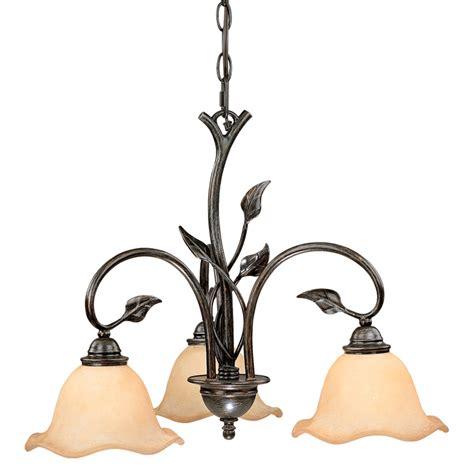 vine chandelier rustic chandeliers vine downlight chandelier with 3
