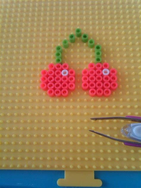 how to make perler bead perler bead 183 how to make a pegboard bead charm