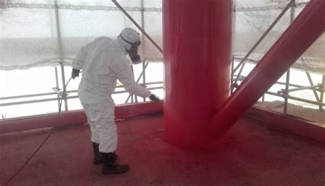 Industrial Spray Painting Wescott Coatings