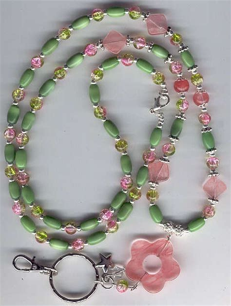 how to make a beaded lanyard necklace 25 best ideas about beaded lanyards on