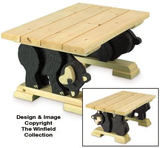 winfield woodworking the winfield collection black coffee table plan