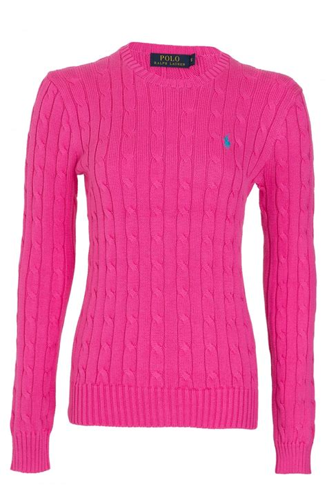 womens ralph cable knit jumper ralph ralph polo julianna womens cable knit
