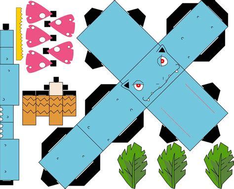 how to make origami bulbasaur 003 venusaur by straffehond on deviantart