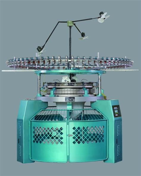 circular knitting machine high speed single jersey circular knitting machine zhenlihua