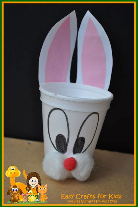 crafts for free free easter crafts for a easter themed cup to fill
