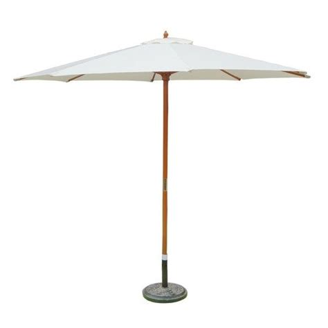 wooden patio umbrella wooden patio umbrella with pulley 9 foot by zest avenue