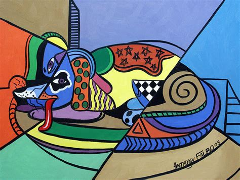 picasso paintings of dogs a named picasso by anthony falbo