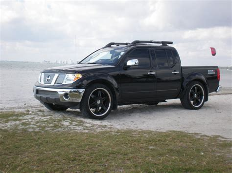 Nissan Frontier 2007 by 2007 Nissan Frontier Tire Sizes
